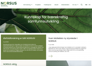 Norsus WordPress