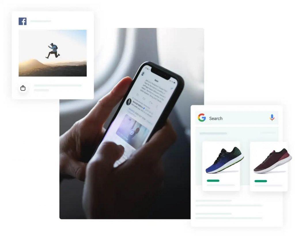 Shopify markedsføring
